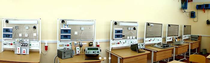 учебный стенд, лабораторный стенд
