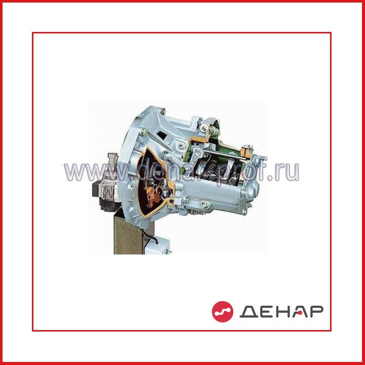 Двухвальная коробка легкового автомобиля (ВАЗ 2108)