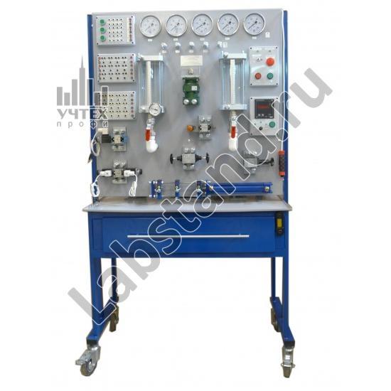 Типовой комплект учебного оборудования «Электрогидравлические приводы и автоматика» (СГУ-СТ-010-26ЛР-01)