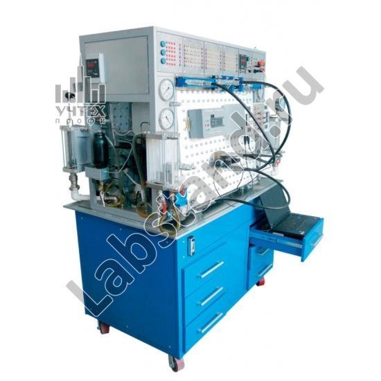 Типовой комплект учебного оборудования «Гидропривод и гидроавтоматика» (СГУ-УН-08-26ЛР-02)