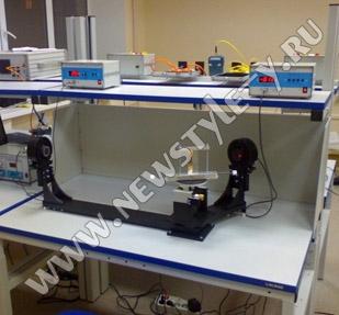 Лабораторная установка «Физические основы распространения оптических волн в волоконных световодах»