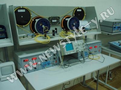Лабораторная установка «Модель оптического линейного тракта»