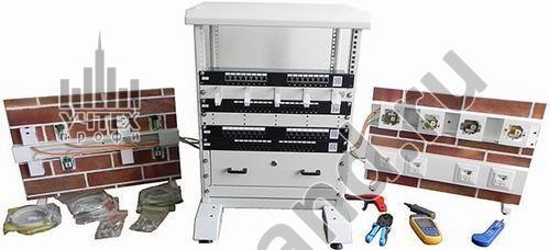 СКС-01 Монтаж и наладка структурированных кабельных сетей