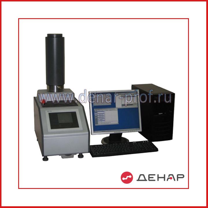 Машина тестирования полимеров методом  растяжения МТР-04