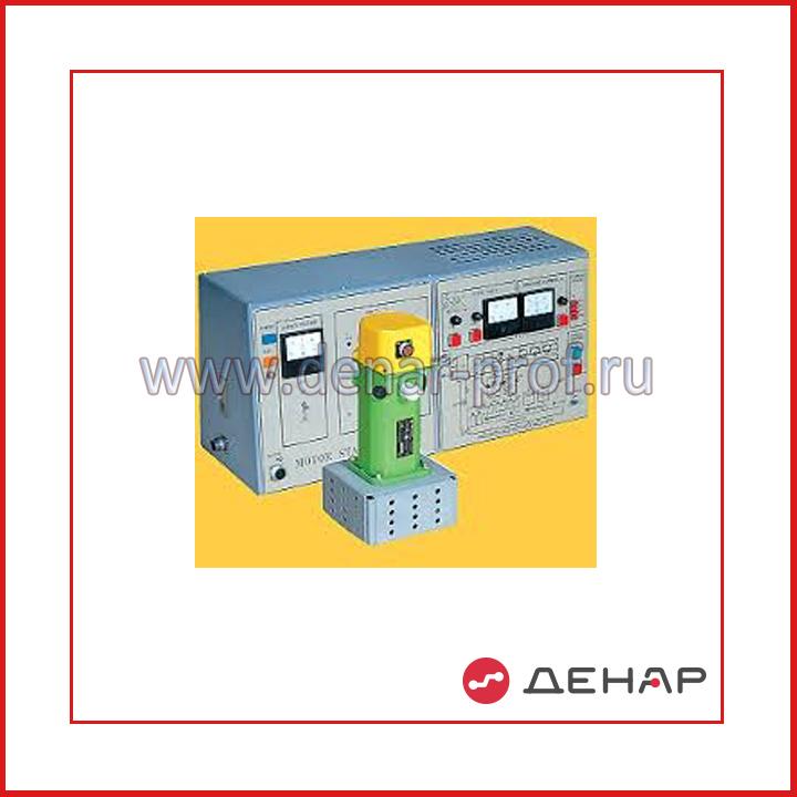 ИРПД реостатного пуска и торможения двигателя постоянного тока