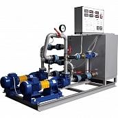 НТЦ-11.60 Исследование гидравлических характеристик насосного оборудования с МПСО