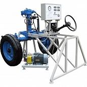 НТЦ-15.39 Испытание и диагностирование рулевого управления трактора с гидроусилителем интегрального типа