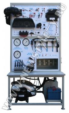 НТЦ-15.40.1 Система управления двигателем с распределенным впрыском топлива
