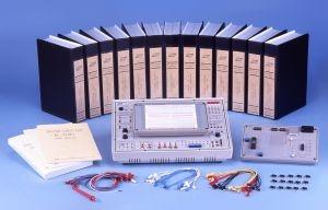 KL-300 Рабочее место студента для сборки и изучения электронных логических схем