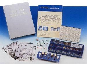 Комплект для проведения лабораторных работ по аналоговой электронике OLS-1000