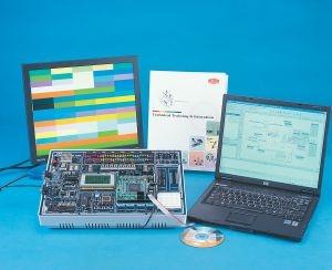 Многоцелевая учебная система на основе программируемой вентильной матрицы CIC-560