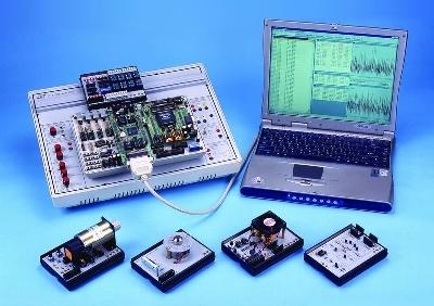 Система разработки и изучения построения схем на основе процессоров цифровой обработки сигналов CIC-500