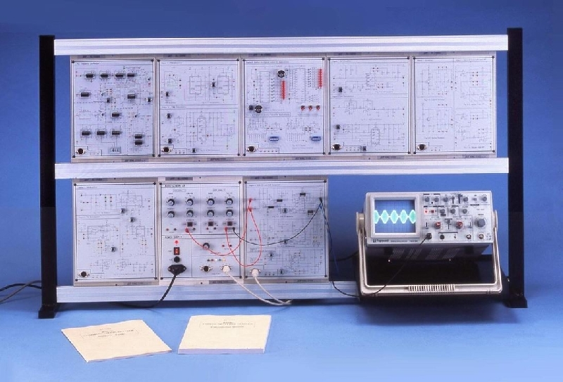 """Стенд """"Основы телекоммуникационной техники"""" KL-900A"""