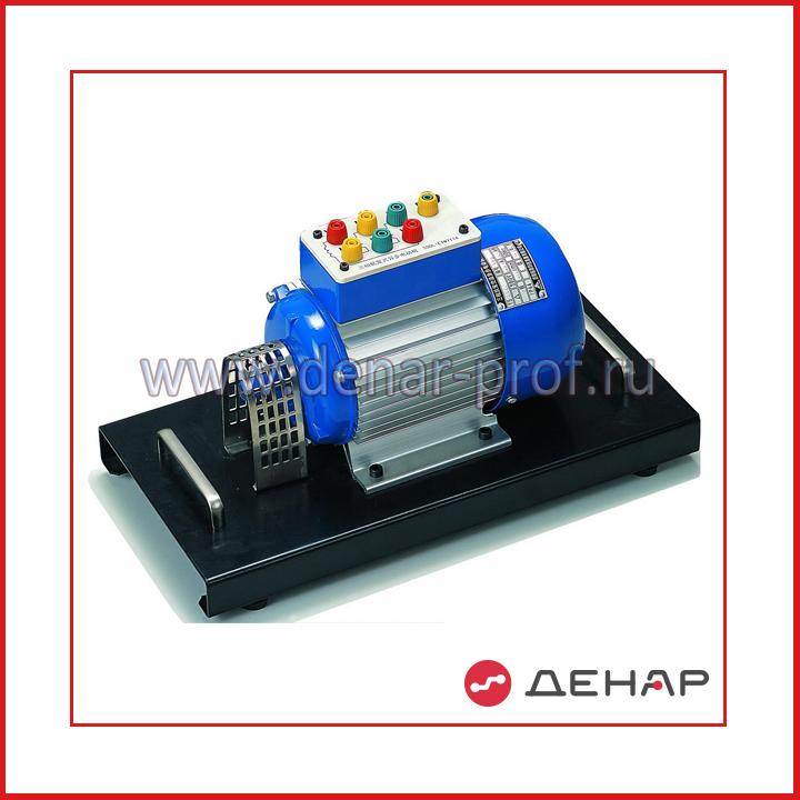 Электромотор с присоединительной панелью ETM7114