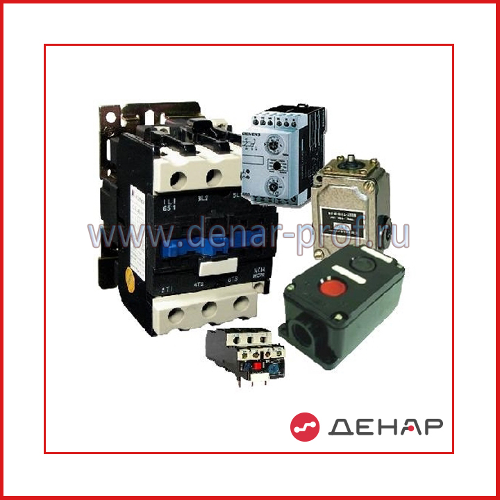 Комплект для сборки типовых схем управления электроприводом