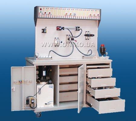 Стенд для изучения гидравлических систем HS-2000