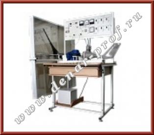 Комплект учебно-лабораторного оборудования  «Нетрадиционная электроэнергетика – Натурная модель ветроэнергетической установки» НЭЭ2-ВЭУ-С-К