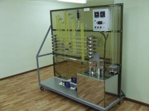 Стенд гидравлический «Механика жидкости» ТМЖ -001