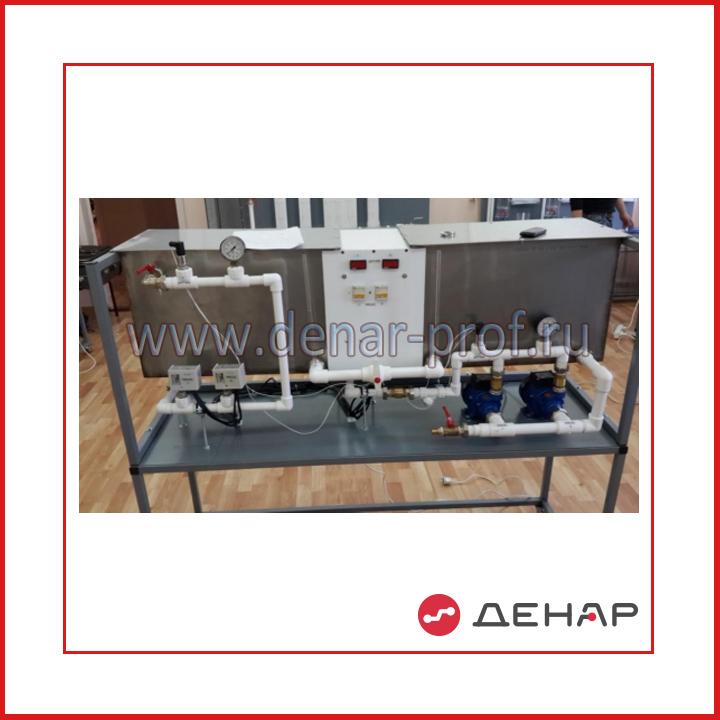 Насосная установка повышения давления в системе водоснабжения НУПДСВ-01