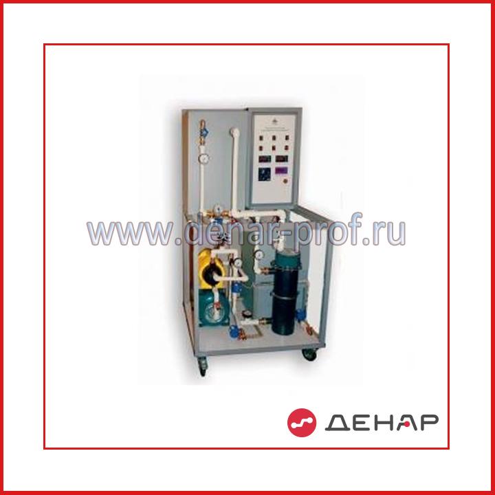 Типовой комплект учебного оборудования «Автоматизация в водоснабжении и водоотведении»