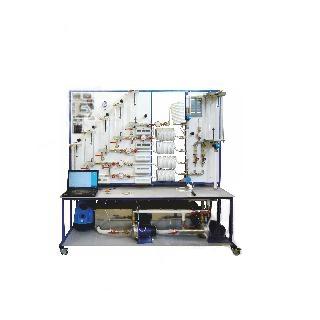 Типовой комплект учебного оборудования Гидравлика сложных трубопроводных систем ГСТС-011-10ЛР-01