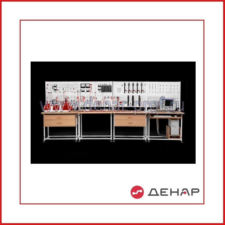 Модель одномашинной электрической системы с асинхронизированным синхронным генератором ЭЭ1М-АСГ-С-К
