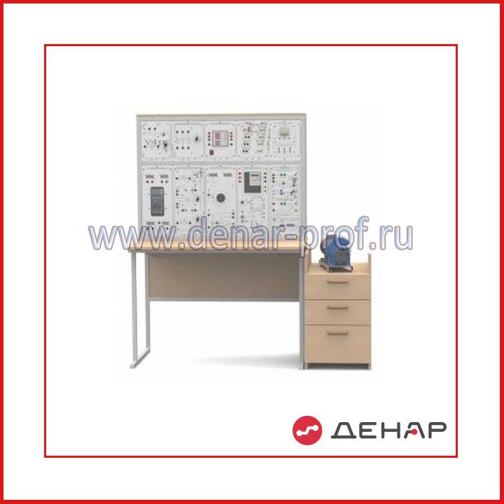 Электрические машины ЭМ2-С-Р