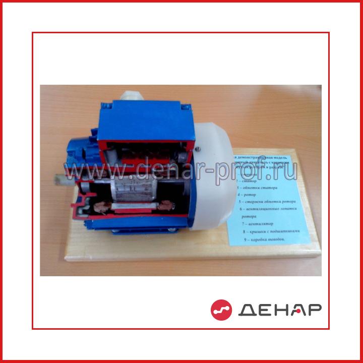 Двигатель постоянного тока с независимым возбуждением ДПТНВ1-С-Р