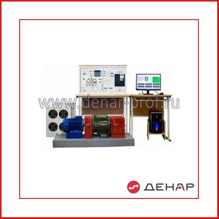 Трехфазный синхронный генератор ТСГ1-Н-Р