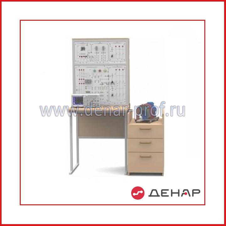 Стенд-тренажер «Инжекторный ДВС ВАЗ 1118