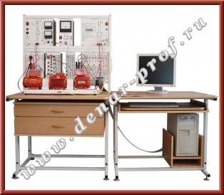 Преобразователь частоты — асинхронный двигатель ПЧАД1-С-К