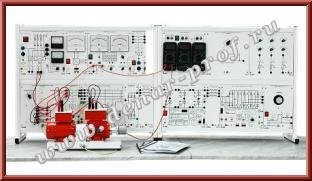 Электрические машины и привод ЭМП1-Н-Р
