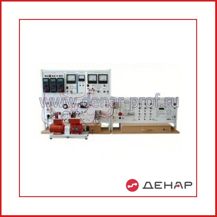 Асинхронные  машины и привод АМП1-Н-Р