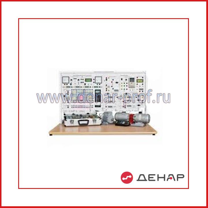 """Типовой комплект учебного оборудования """"Электротехника и основы электроники"""", исполнение стендовое ручное минимодульное, ЭТиОЭ-СРМ"""