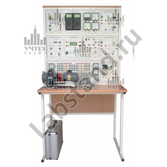 """Типовой комплект учебного оборудования """"Электротехника и основы электроники"""", исполнение стендовое компьютерное минимодульное, ЭТиОЭ-СКМ"""