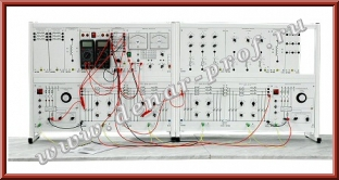 Модель длинной линии электропередачи ЭЭ1-Л-Н-Р