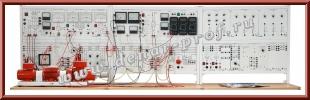 Модель одномашинной электрической системы ЭЭ2-Б-Н-Р