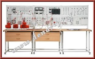 Модель одномашинной электрической системы ЭЭ2-Б-С-Р