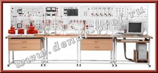 Модель одномашинной электрической системы ЭЭ2-Б-С-К