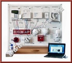 Адресная охранно-пожарная сигнализация АОПС1-С-К