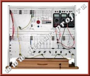 Исследование явлений при стекании тока в землю ИЯСТЗ1-Н-Р