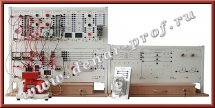 Электромонтаж и наладка релейно-контакторных схем управления ЭМНРКСУ1-Н-Р