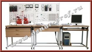 Электрические и магнитные цепи, основы электроники, электрические машины и привод ЭОЭ3-С-К ЭОЭ3М-С-К