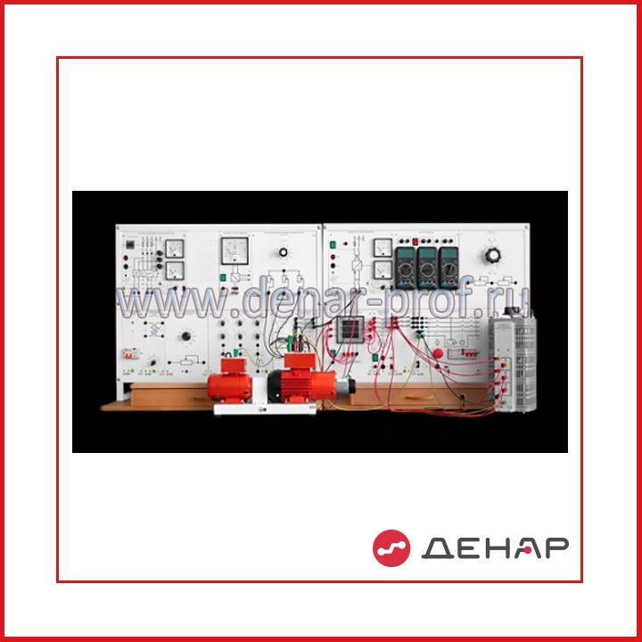 Электрические машины ЭМ5М-Н-Р (ЭМ5-Н-Р)
