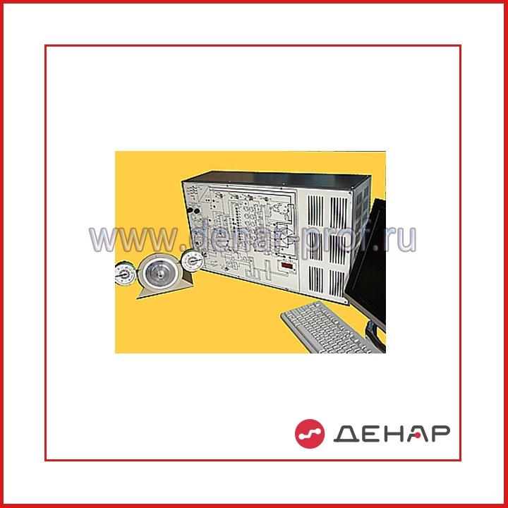 Типовой комплект учебного оборудования «Исследование характеристик шагового электродвигателя ШД»