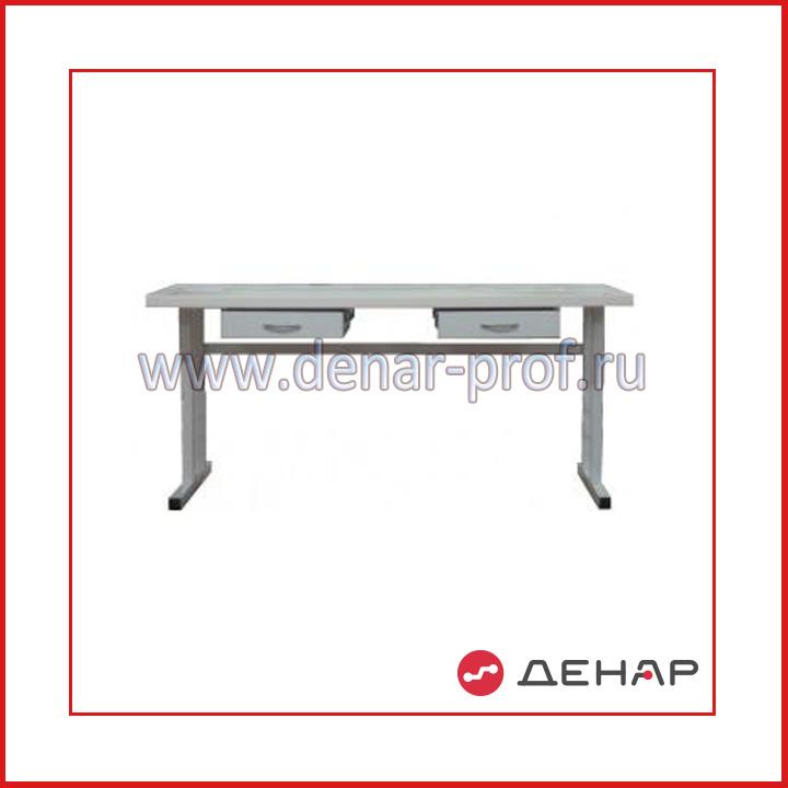 Двухместный стол электромонтажника СЭ2