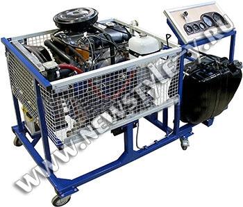 Лабораторный стенд «Действующий карбюраторный двигатель ВАЗ -2106»