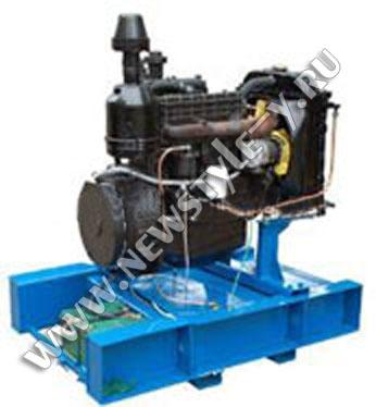 Лабораторный стенд «Действующий двигатель трактор (МТЗ)»