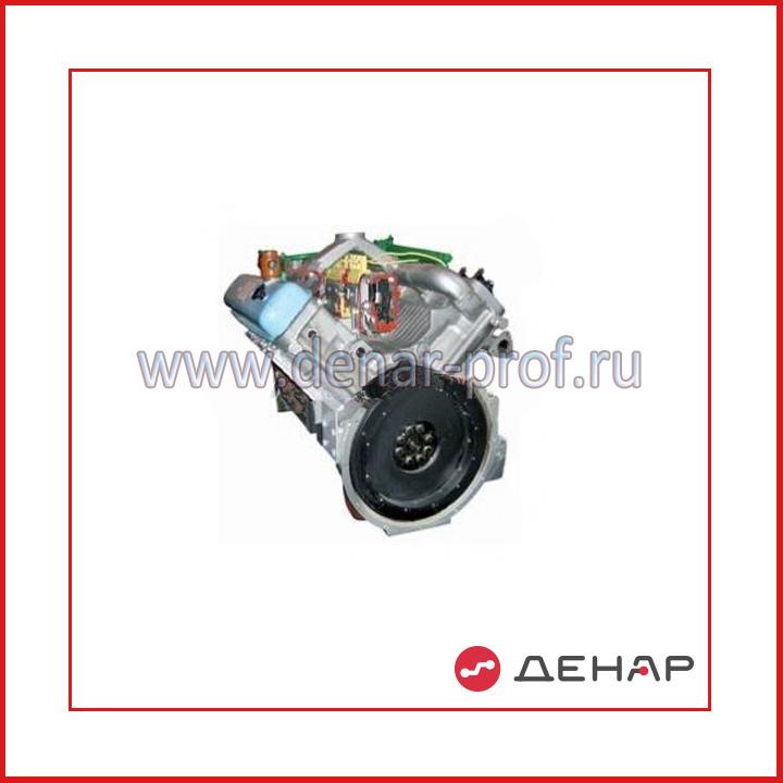 02.06.04.4 Двигатель ЯМЗ (агрегаты в разрезе) с электромеханическим приводом